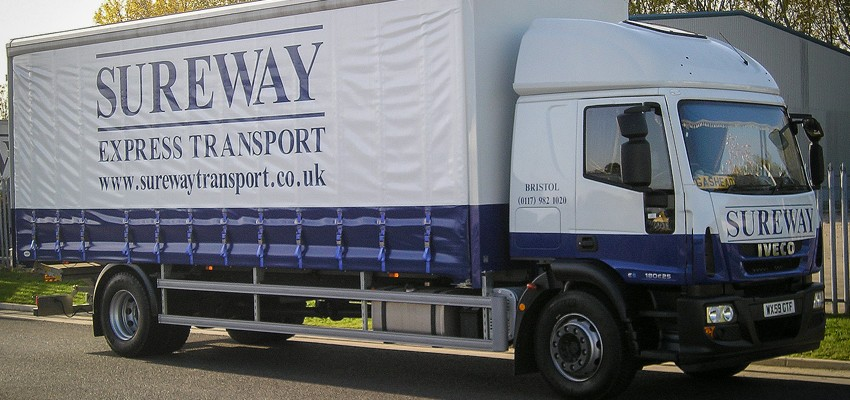 Specialist in UK and European palletised freight distribution